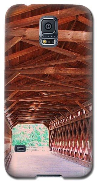 Sachs Bridge Galaxy S5 Case by Eric  Schiabor
