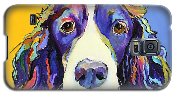 Animal Galaxy S5 Case - Sadie by Pat Saunders-White