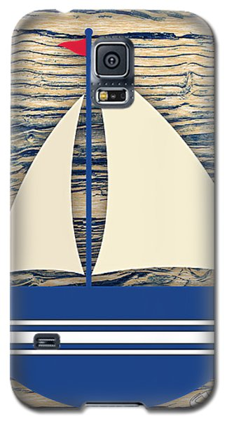 Sailing Collection Galaxy S5 Case