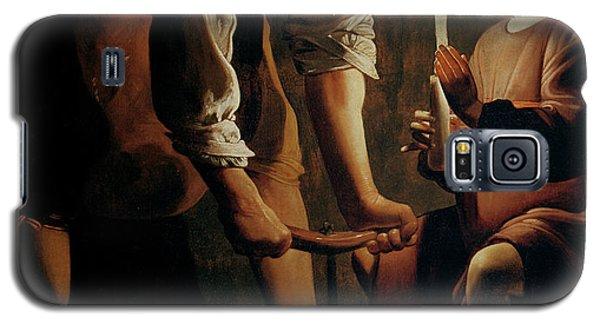 Saint Joseph The Carpenter  Galaxy S5 Case