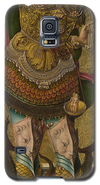 Saint Michael Galaxy S5 Case
