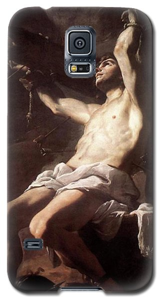 Saint Sebastian By Mattia Preti Galaxy S5 Case