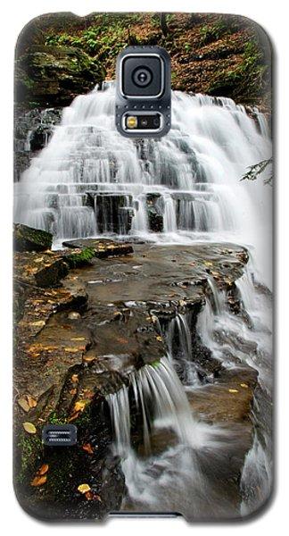 Salt Springs Waterfall Galaxy S5 Case