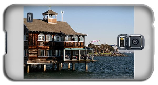 San Diego Bay Galaxy S5 Case by Christopher Woods