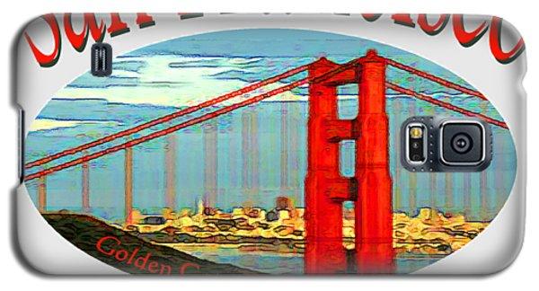 San Francisco California Design Galaxy S5 Case