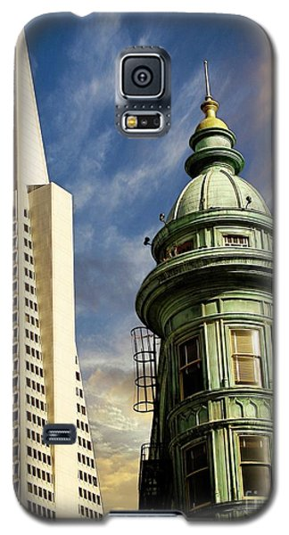 San Francisco Then And Now Galaxy S5 Case