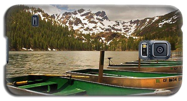 Sardine Lake Galaxy S5 Case