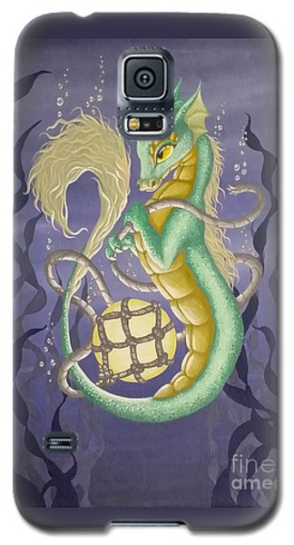 Sea Dragon II Galaxy S5 Case