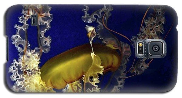 Sea Nettle Jellies Galaxy S5 Case