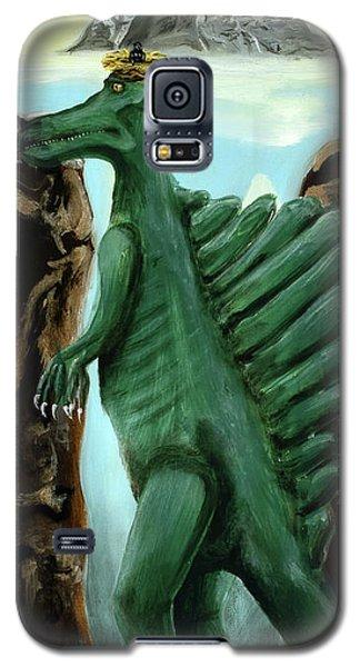 Self-portrait- Meme Galaxy S5 Case