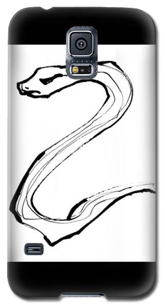 Serpent Galaxy S5 Case