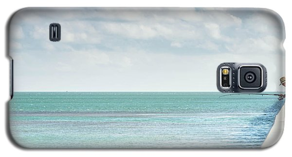 Seven Mile Fishing Galaxy S5 Case