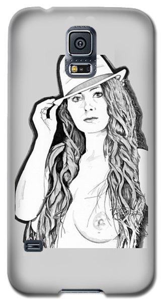 Shanna Galaxy S5 Case