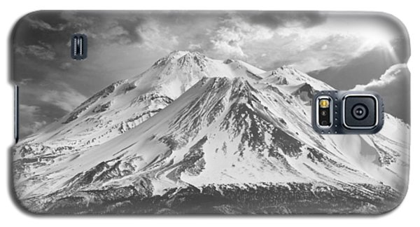 Galaxy S5 Case featuring the photograph Shasta by Athala Carole Bruckner