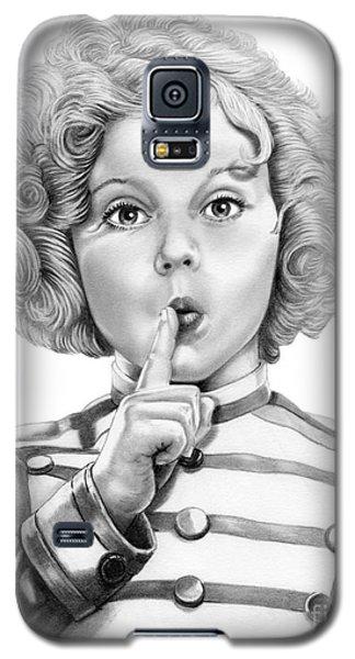 Shirley Temple Galaxy S5 Case by Murphy Elliott