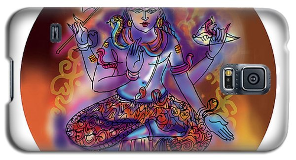 Shiva Dhyan Galaxy S5 Case