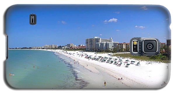 Siesta Key Beach, Sarasota, Fl Galaxy S5 Case
