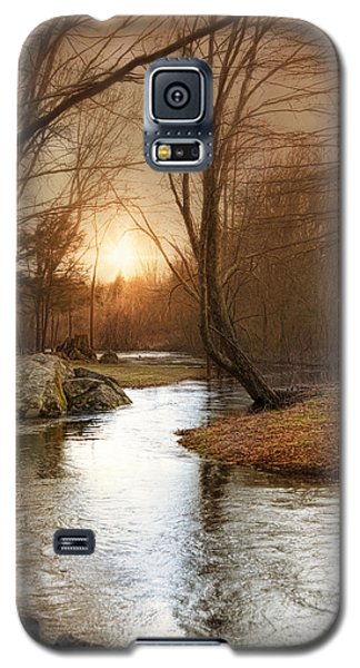 Galaxy S5 Case featuring the photograph Silence Is Golden by Robin-Lee Vieira