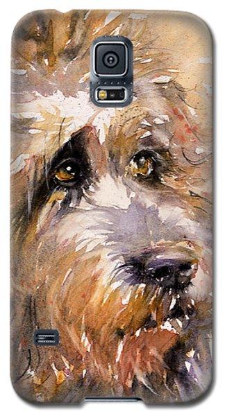 Sir Darby Galaxy S5 Case by Judith Levins
