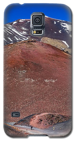 Size Matters Galaxy S5 Case by Giuseppe Torre