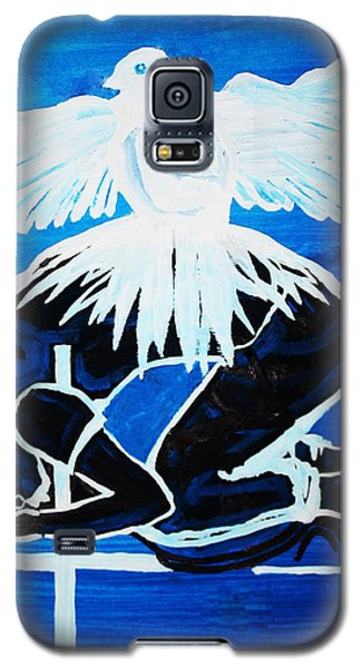 Slain In The Holy Spirit Galaxy S5 Case
