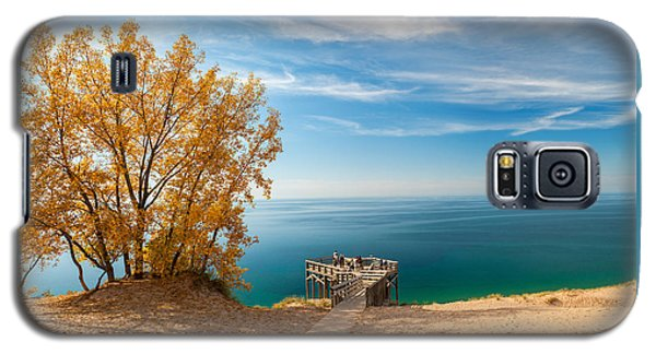 Sleeping Bear Overlook Galaxy S5 Case