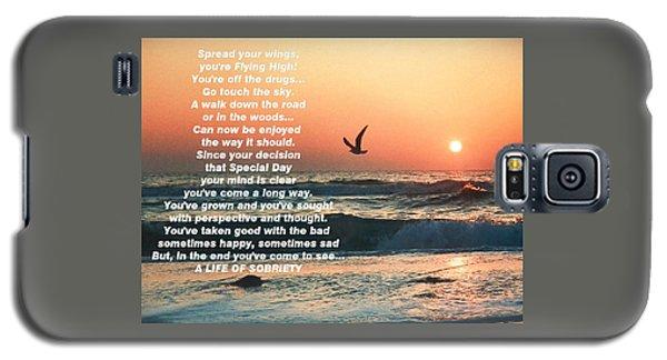 Spread Your Wings Galaxy S5 Case