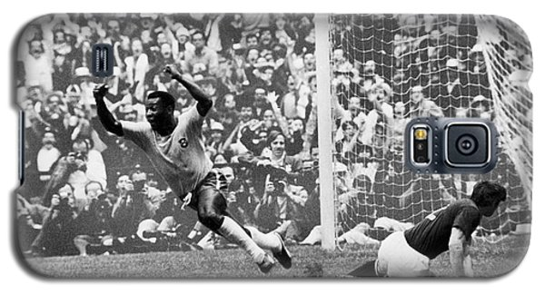 Soccer: World Cup, 1970 Galaxy S5 Case by Granger