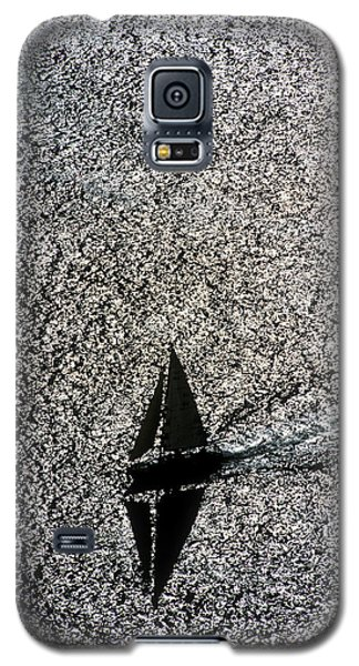 Sailing Into Solitude Galaxy S5 Case