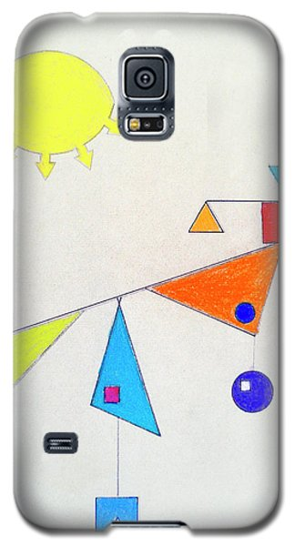 Something New Under The Sun Galaxy S5 Case