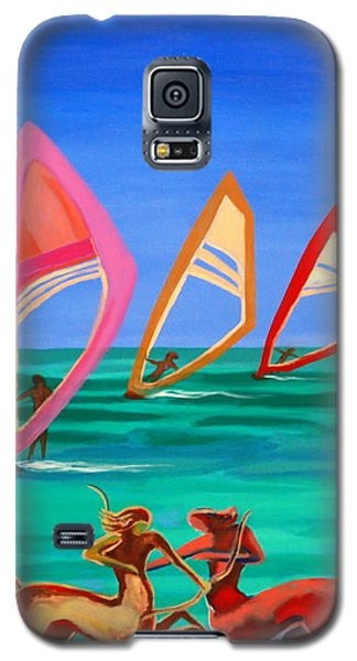 Sons Of The Sun Galaxy S5 Case
