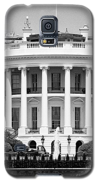 south facade of the white house Washington DC USA Galaxy S5 Case