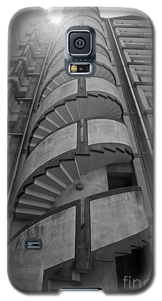Galaxy S5 Case featuring the photograph Spiral Staircase by Aiolos Greek Collections