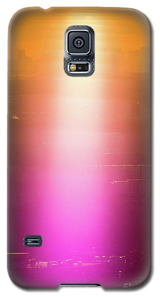 Spiritual Light Galaxy S5 Case