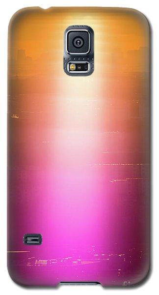 Spiritual Light Galaxy S5 Case