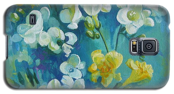 Spring Fragrances Galaxy S5 Case by Elena Oleniuc