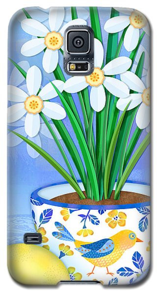 Spring's Promise Galaxy S5 Case