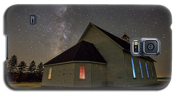 Galaxy S5 Case featuring the photograph sT. aNNS by Aaron J Groen
