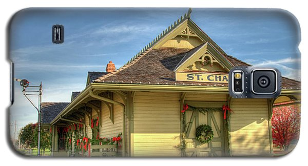 St. Charles Depot Galaxy S5 Case