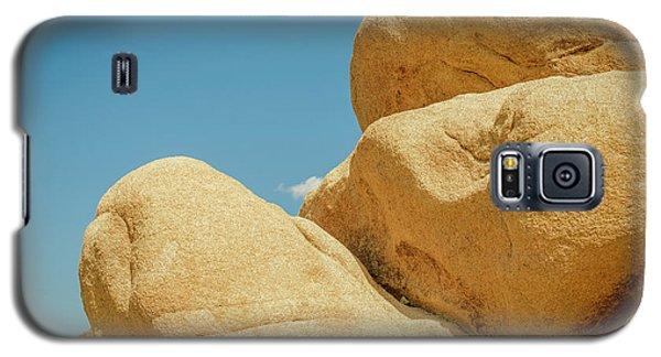 Stacked Boulders Joshua Tree Galaxy S5 Case by Amyn Nasser