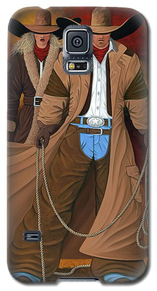 Stand By Your Man Galaxy S5 Case