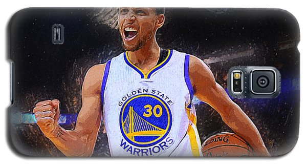 Stephen Curry Galaxy S5 Case