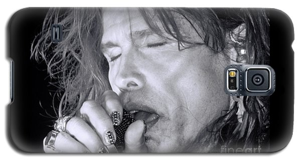Steven Tyler Galaxy S5 Case - Steven by Traci Cottingham