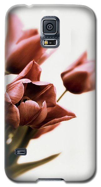Galaxy S5 Case featuring the photograph Still Life Tulips by Jessica Jenney