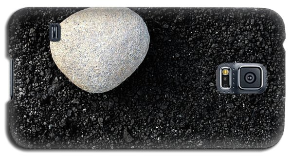 Stone In Soot Galaxy S5 Case