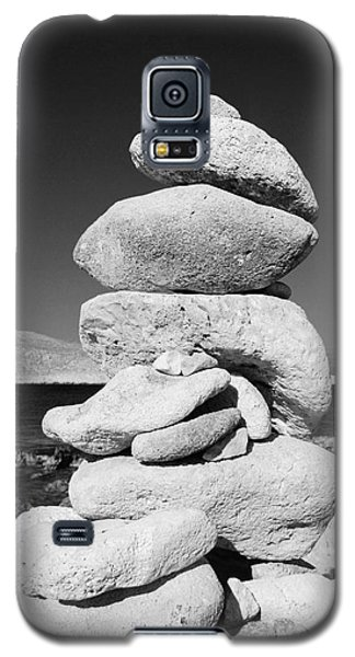 Stone Tower On Halki Island Galaxy S5 Case
