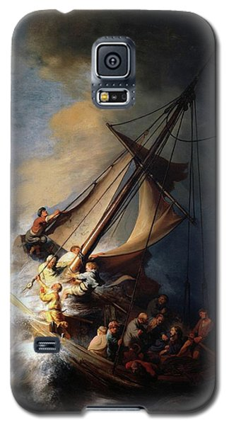 Storm On The Sea Of Galilee Galaxy S5 Case