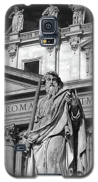 St.peter Statue At The Vatican Galaxy S5 Case