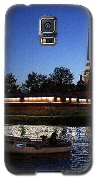 St.petersburg At Night Galaxy S5 Case
