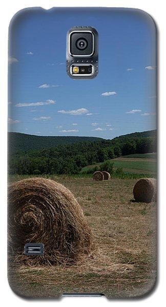 Straw Bales Galaxy S5 Case